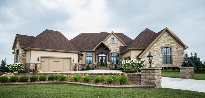 Luxury Custom Home in Franklin, Indiana